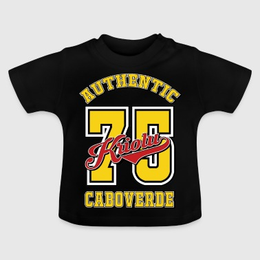 Authentieke Kriolu Cabo Verde - Baby T-shirt
