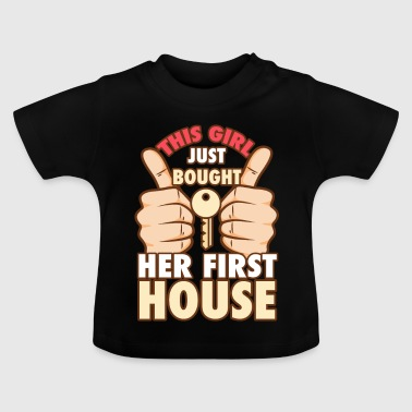 house house house - Baby T-Shirt