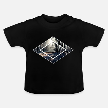 Forest Forest forests in the forest - Baby T-Shirt