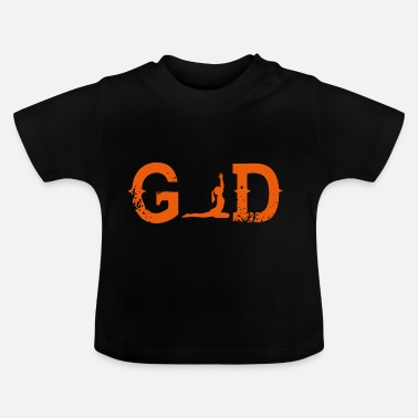 Ballet Dancer Legend god gott ballet yoga 2 - Baby T-Shirt