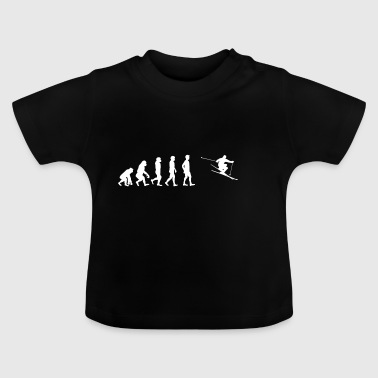 EVOLUTION ski de ski - T-shirt Bébé