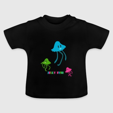 Jelly Fish - Baby T-Shirt