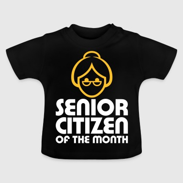 Senior Of The Month - Baby T-Shirt