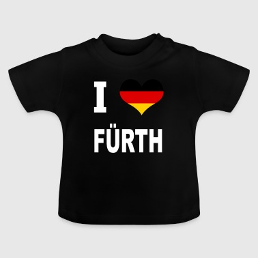 I Love Germany FUeRTH - Baby T-Shirt