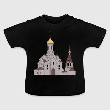 Eglise orthodoxe - T-shirt Bébé