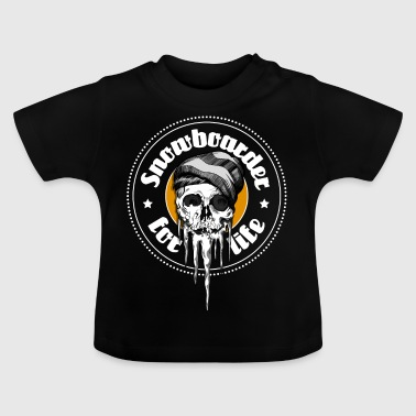 snowboarders - Baby T-shirt