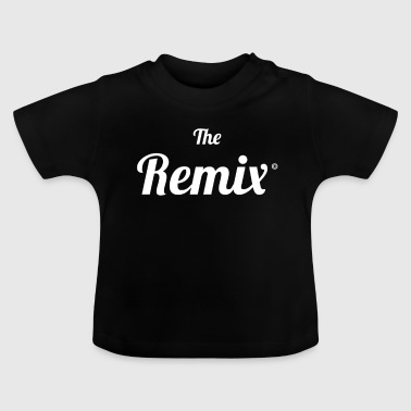 remix maillot de l'équipe avec les parents d'origine partnerlook - T-shirt Bébé