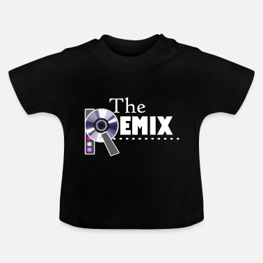 Remix The Remix - PartnerLook Shirt 008 - T-shirt Bébé