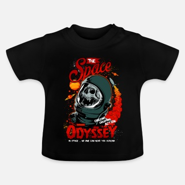 Space Astronaut space space flight - Baby T-Shirt