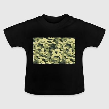 kamouflage - Baby-T-shirt