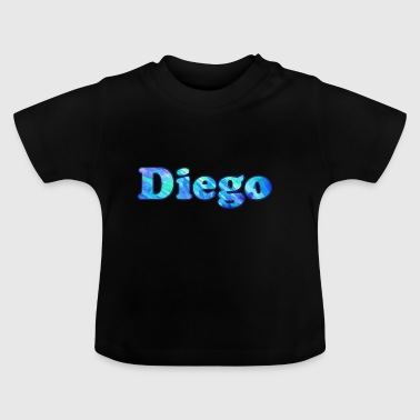 Name: Diego - Baby T-Shirt