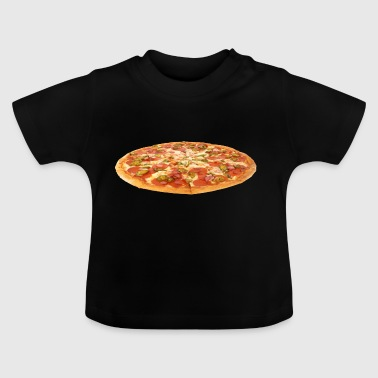 pizza pizzeria food essen restaurant41 - Baby T-Shirt