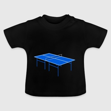 Pingis bordtennis Pingis tennis bat7 - Baby-T-shirt