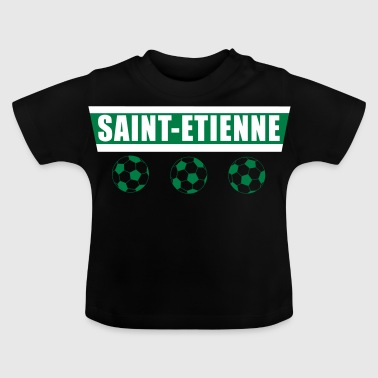 Saint-Etienne football 2 - T-shirt Bébé