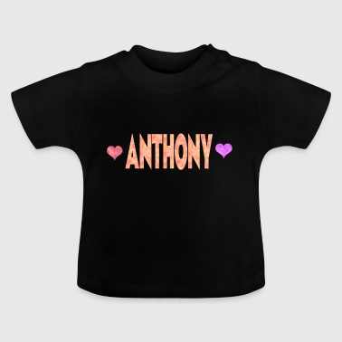 Anthony Anthony - Baby-T-skjorte