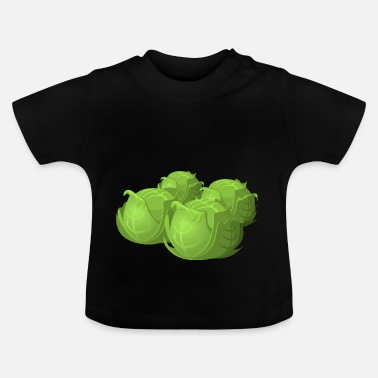 Cabbage cabbage - Baby T-Shirt