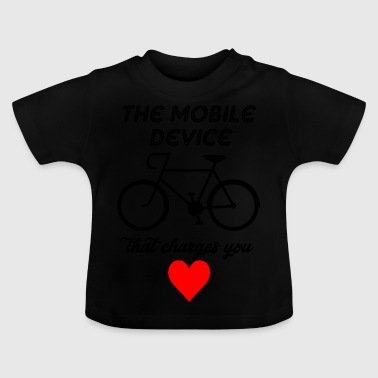 mobile divice - Baby T-Shirt