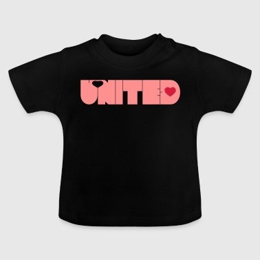 UNITED - T-shirt Bébé