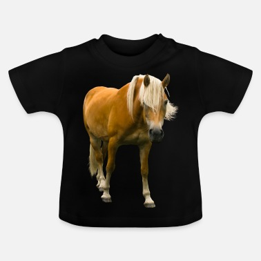 Horse horse riding - Baby T-Shirt