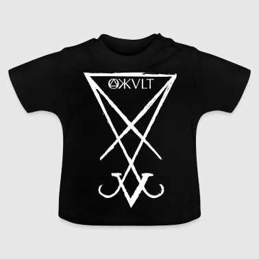 Lucifer Lucifer Occult Gothic Gift - Baby T-Shirt