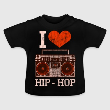 Hip hop - Baby T-shirt