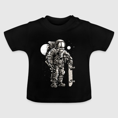 astronaut skaters - Baby T-shirt