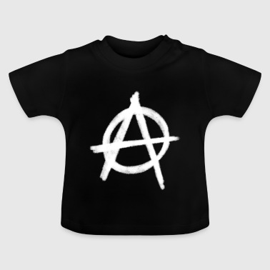 Punk & Anarchism - Baby T-Shirt