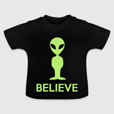 Believe - Baby T-Shirt