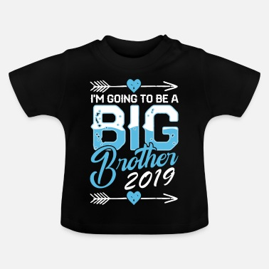 Vauva Going to be a Big Brother 2019 Großer Bruder '19 - Vauvan t-paita