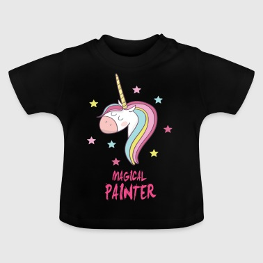 Magical Painter - Baby T-Shirt
