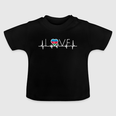 home roots queen love from heart Aserbaidschan png - Baby T-Shirt
