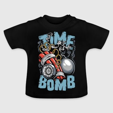 Ticking time bomb - Baby T-Shirt