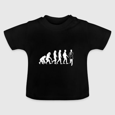 Doctor evolution doctor healer gift illness - Baby T-Shirt