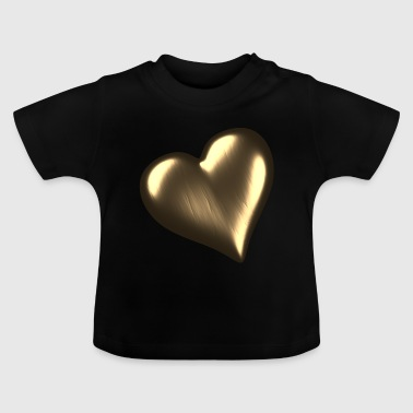 Heart of Gold / Heart of Gold - Baby T-Shirt