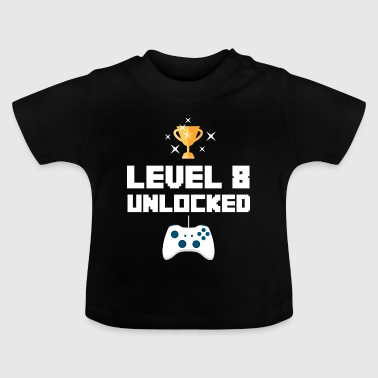 Verjaardag Gamer Computer Video Game Gift 8 - Baby T-shirt