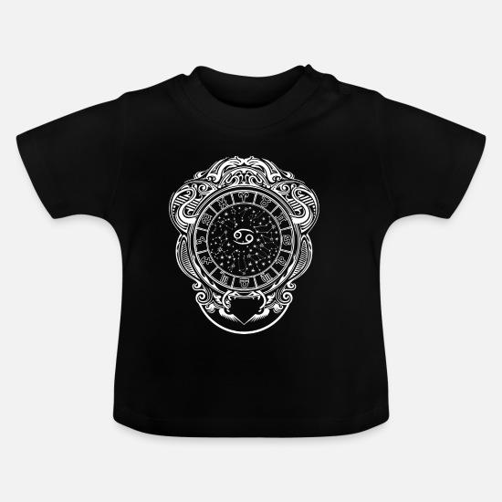 Geburtstag Geschenk Sternzeichen Krebs Baby T-Shirt ...