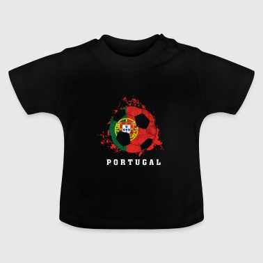 Coupe du monde de football du Portugal - T-shirt Bébé