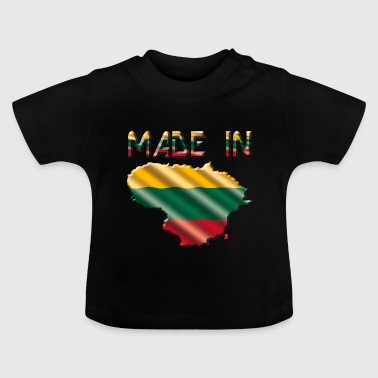 Lithuania - Baby T-Shirt