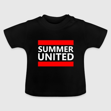 SUMMER UNITED - Baby T-Shirt