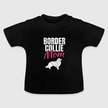Border collie border collie gift - Baby T-Shirt