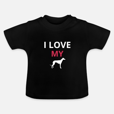 Greyhound greyhound - Baby T-Shirt