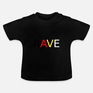 Rave Rave Germany - Baby T-Shirt