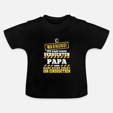 Father Child Gift for father or child - Baby T-Shirt