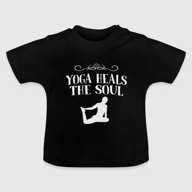Yoga Heilung - Baby T-Shirt