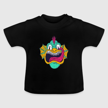 Cartoon cartoon - Baby T-shirt