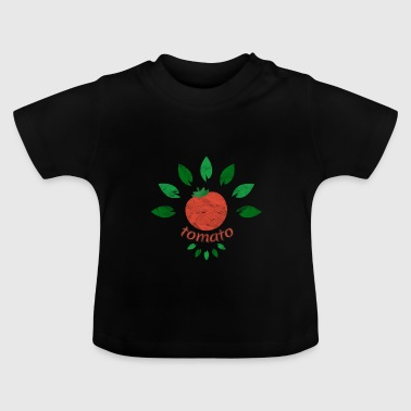Healthy food delicious food gift - Baby T-Shirt