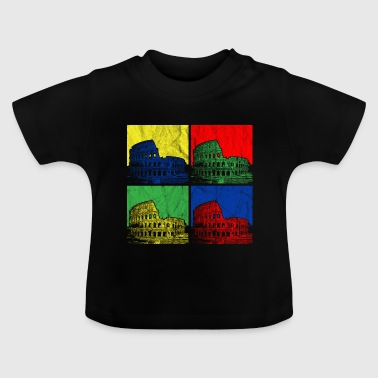 Colosseum Pop Art - Baby T-Shirt