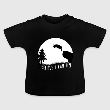 I believe I can fly - Baby T-Shirt