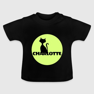 Charlotte Name First name - Baby T-Shirt