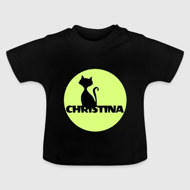 Christina Name First name - Baby T-Shirt
